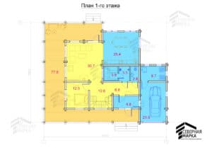 Балтийский-ДК-234 -1 этаж