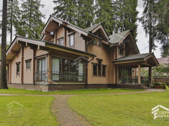 Строительство домов в классическом стиле