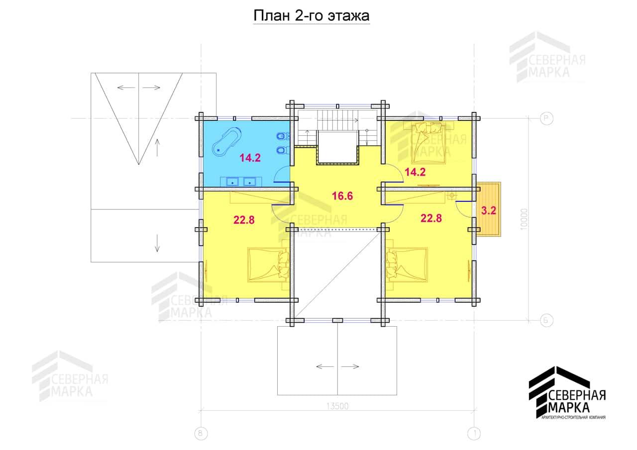 Форпост ДК-249 - 2й этаж